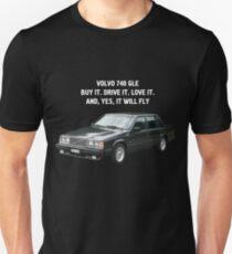 Volvo 740 GLE Unisex T-Shirt