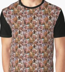 Independence Day Doctor Collage Graphic T-Shirt