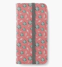 Silverleaf iPhone Wallet/Case/Skin