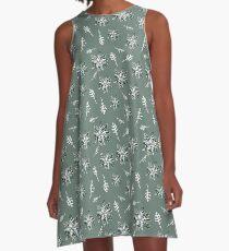 Silverleaf A-Line Dress