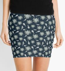 Silverleaf Mini Skirt