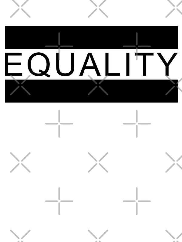 equality black and white - photo #1