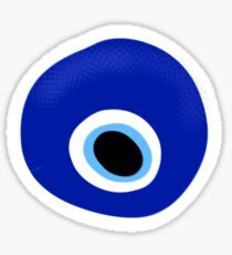 Ojo Turco Sticker
