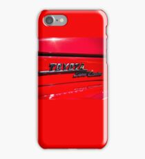 Toyota Land Cruiser emblem iPhone Case/Skin