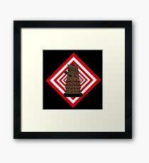 One Nation Army Framed Print