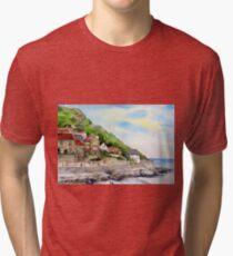 Runswick Bay Tri-blend T-Shirt