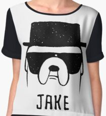Adventure Time - Big Dog (Jake) Women's Chiffon Top