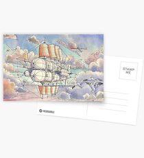 Il Veliero Volante Postcards