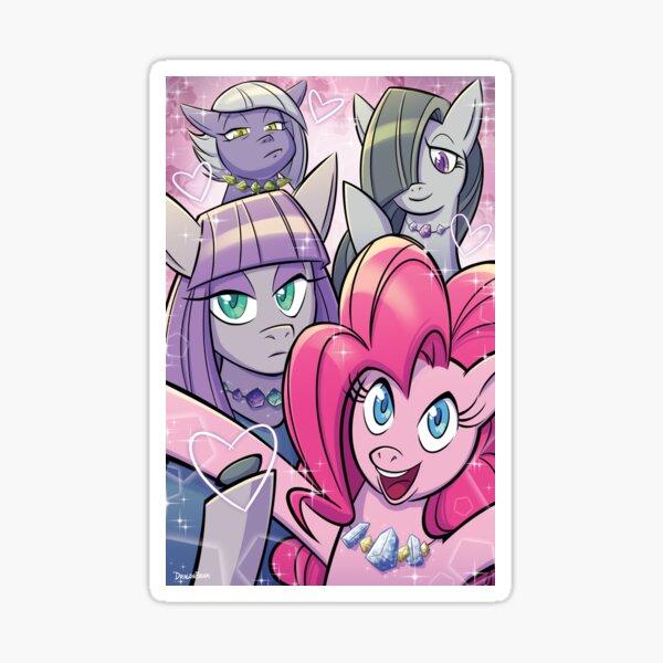 Pie Sisters 4ever! Sticker