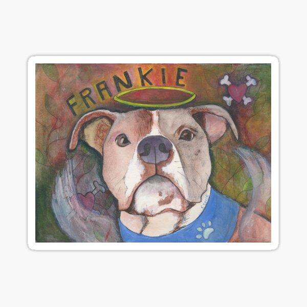 Frankie  Sticker