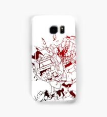 TRY BURNING GUNDAM Samsung Galaxy Case/Skin