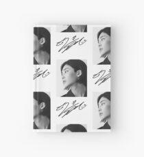 Jeonghan + Signature Hardcover Journal