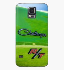 Classic Dodge Challenger emblem Case/Skin for Samsung Galaxy