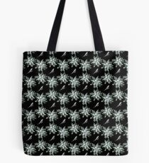 Silverleaf Wreath Tote Bag