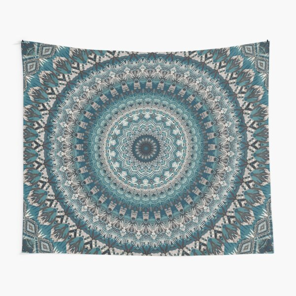 Mandala 130 Tapestry