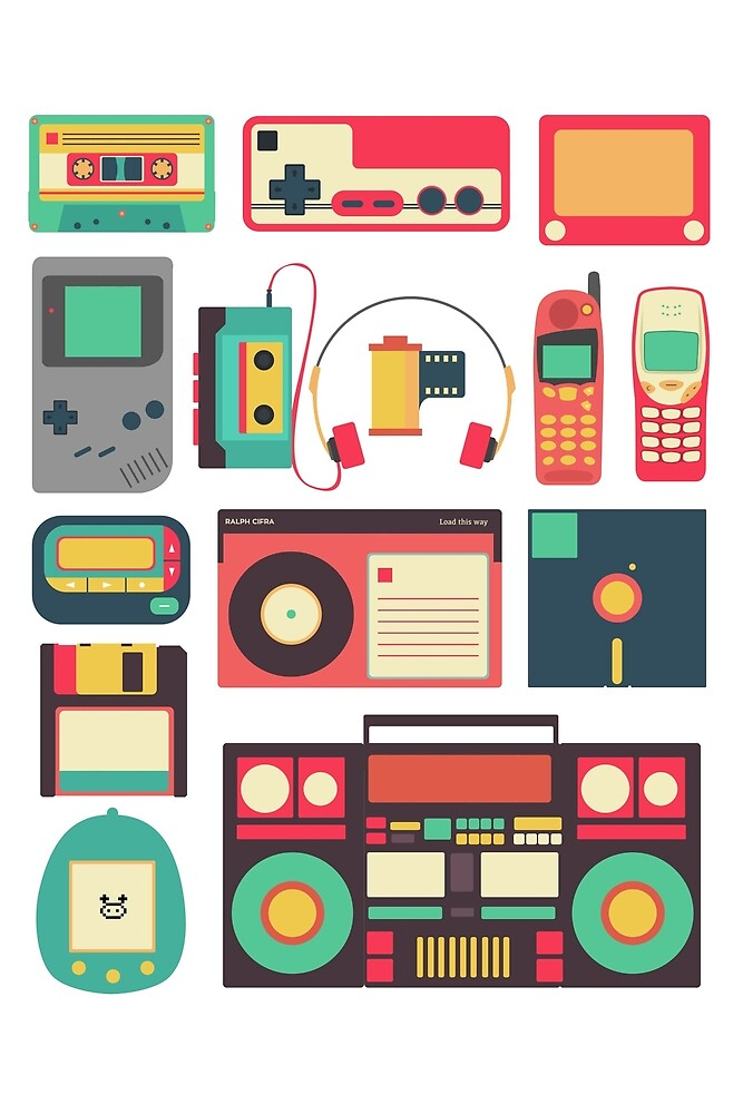 RETRO TECHNOLOGY 1.0 by Ralph Cifra