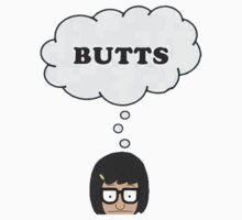 Tina - Butts | Unisex T-Shirt