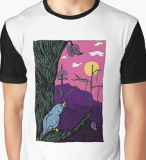 Songbird Graphic T-Shirt