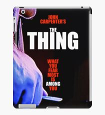 THE THING 14 iPad Case/Skin
