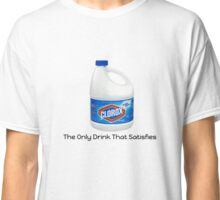 """Bleach """"The Only Drink That Satisfies"""" Classic T-Shirt"""
