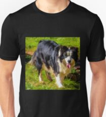 Border Collie - Color Unisex T-Shirt