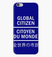 Global Citizen iPhone Case