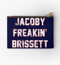 Jacoby Freakin' Brissett Zipper Pouch