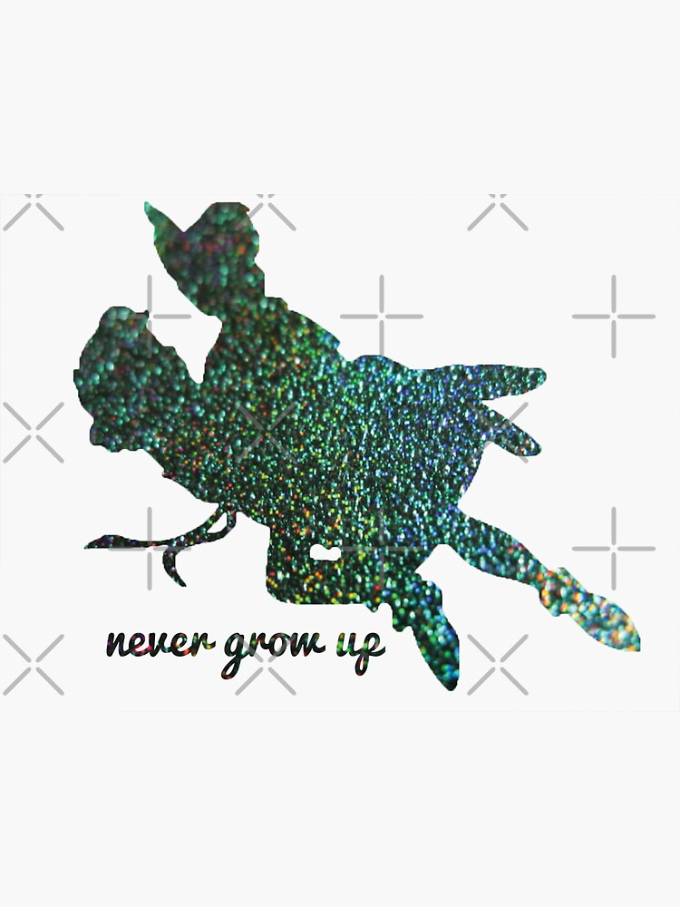 Never Grow Up by darrianrebecca