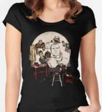 Doctor Rockwell Women's Fitted Scoop T-Shirt