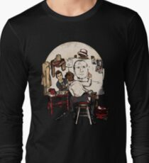 Doctor Rockwell Long Sleeve T-Shirt