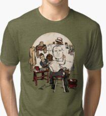 Doctor Rockwell Tri-blend T-Shirt