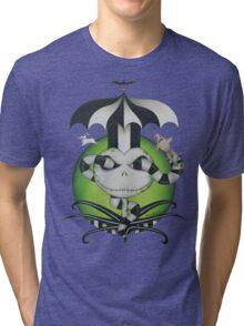 BeetleJack - black Tri-blend T-Shirt