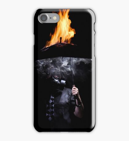 Environmental Annihilation iPhone Case/Skin