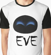 Eve Wall E Graphic T-Shirt
