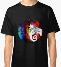 Jack Nightmare Before Christmas Moon Classic T-Shirt