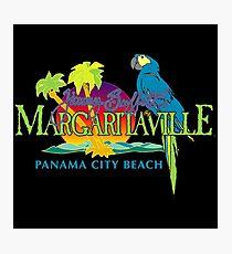 jimmy buffett's margaritaville panama city beach dolly Photographic Print
