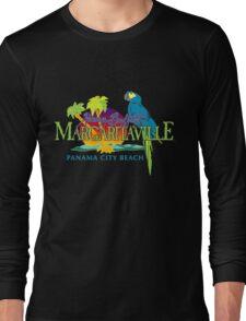 jimmy buffett's margaritaville panama city beach dolly Long Sleeve T-Shirt