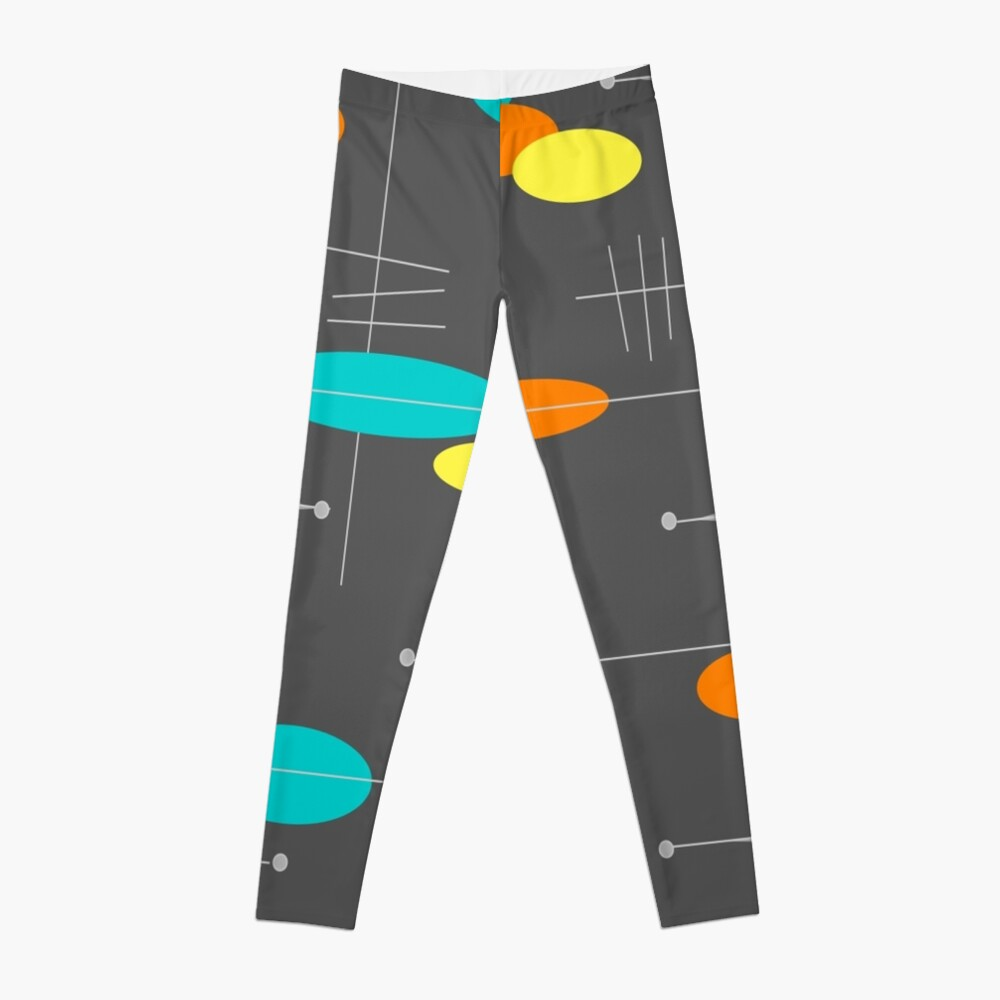 Spheres and Triangles Leggings