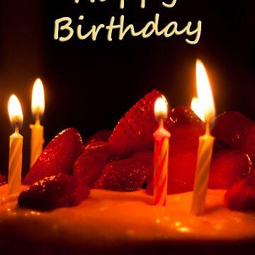 Happy Birthday by mechalamatthews