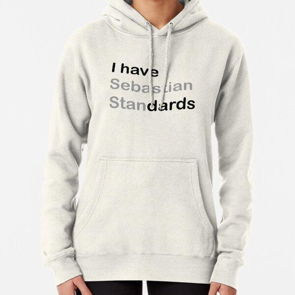 I HAVE (sebastian) STANDARDS Pullover Hoodie