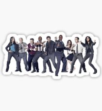 B99 Cast Sticker