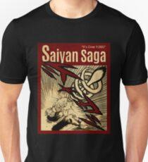 OVER 9000, SAIYAN BEAM 3 Unisex T-Shirt