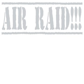 Dazed And Confused - Air Raid!!! by movie-shirts