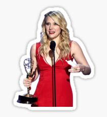 Emmy Winning Actress Kate McKinnon Sticker