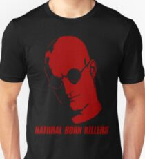 Natural Born Killers - Mickey Knox - Red Unisex T-Shirt