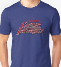 Captain Invincible (Red) T-Shirt