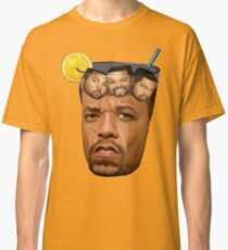 Ice Tea & Ice Cubes Classic T-Shirt