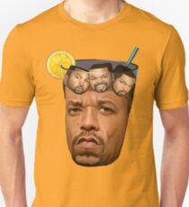 Ice Tea & Ice Cubes Unisex T-Shirt