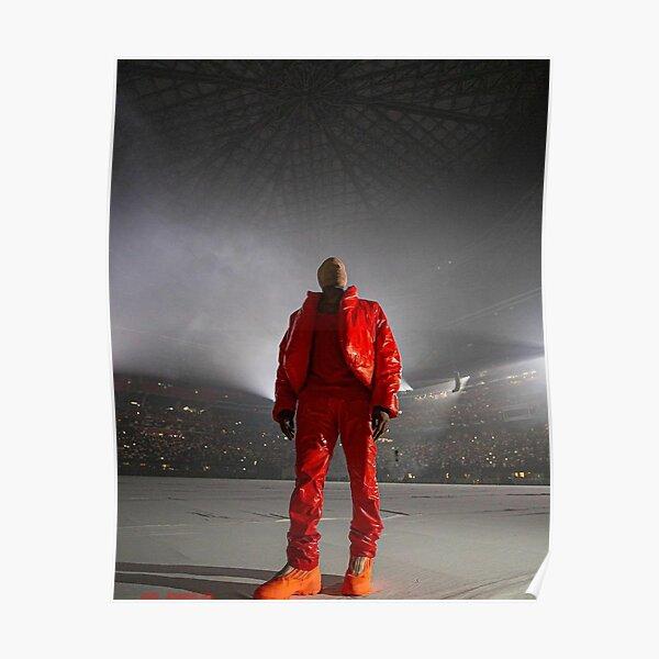 Stadium Concert Poster