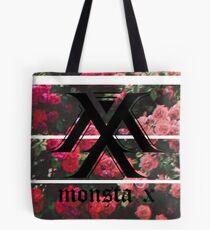 Monsta X: Aesthetic Logo Tote Bag